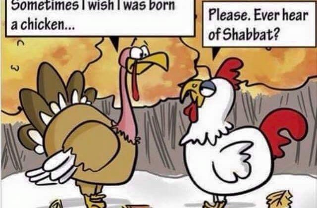 thanksgiving Jews