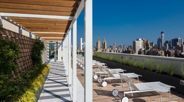 Roof Deck Chairs