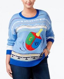 dreidleuglysweater