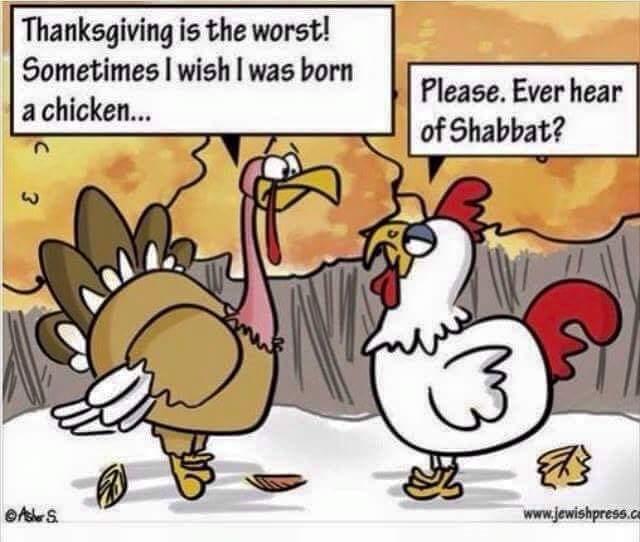 thanksgiving Jews