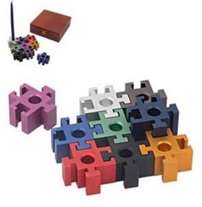 puzzle menorah dabach